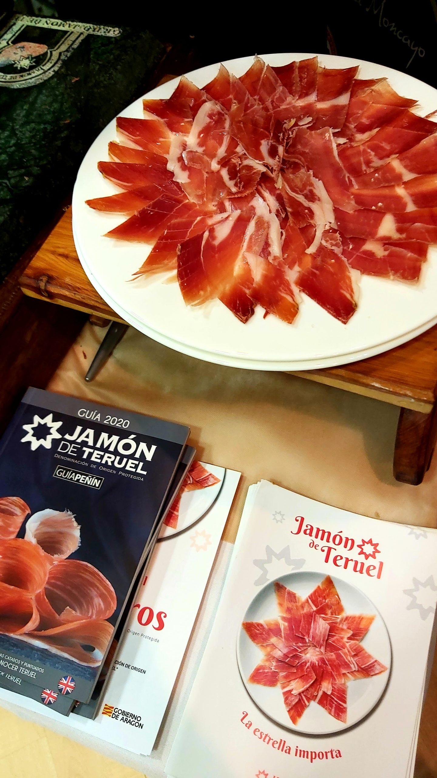 Jamón de Teruel