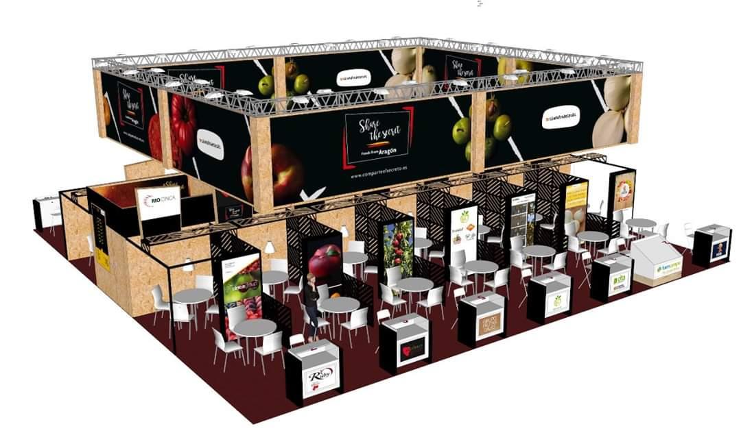 Preinscripcion Fruit Logística en Berlín 2021 Aragón Alimentos