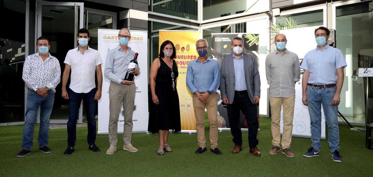 Concurso de croquetas de Zaragoza y provincia