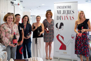 Mujeres y vino 2019 Club Diviñas Zaragoza