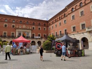 Exposición en Teruel de Aragón Alimentos y Turismo de Aragón