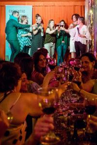 Mujeres y vino 2018 el Plata Cabaret