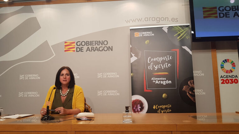 Licitación Aragón Alimentos Concurso 2 millones de Euros
