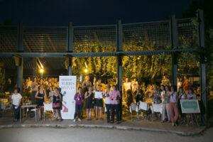 Primer reto solidario mujeres y vino en Aragón