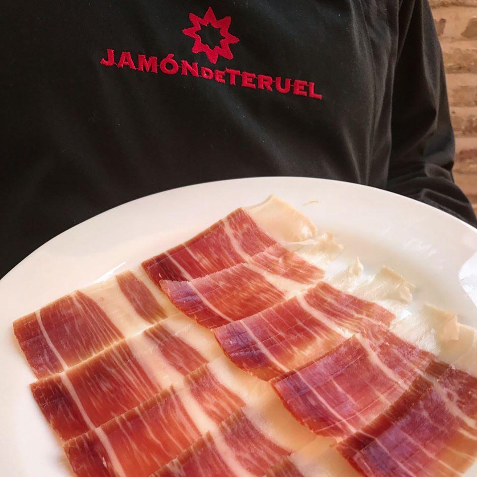 Jamón de Teruel DOP