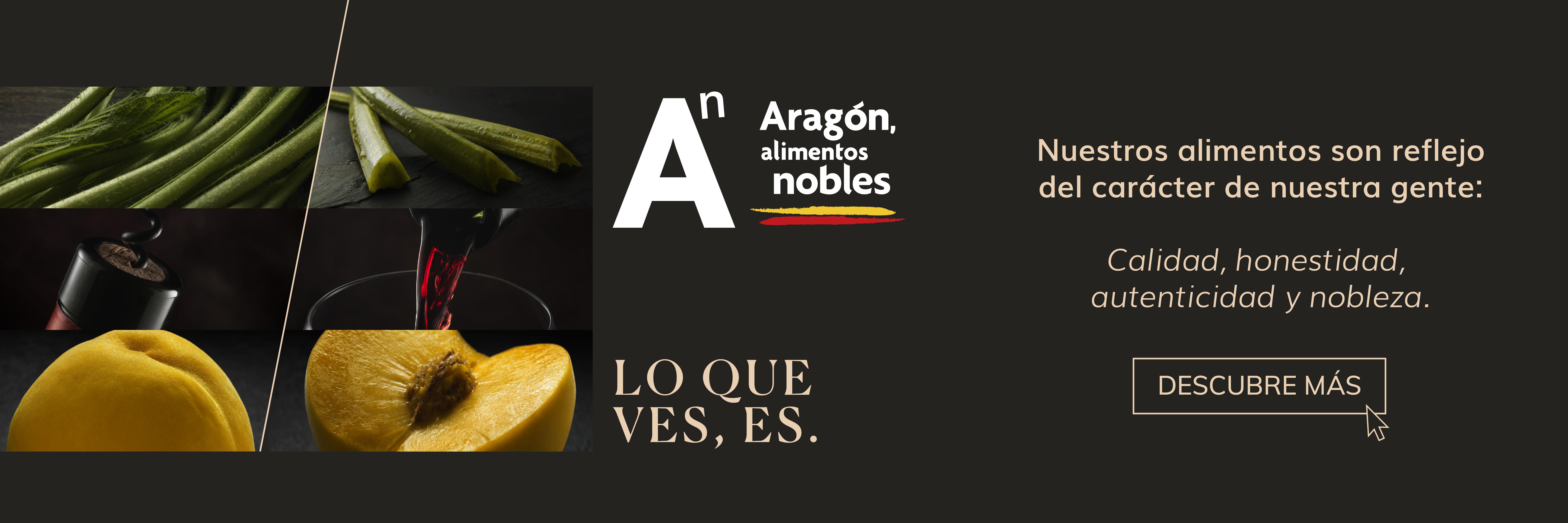 Aragon alimentos nobles