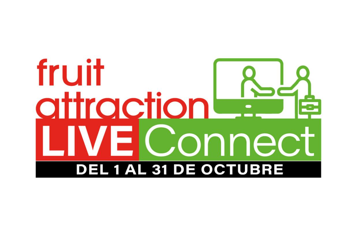 Fruit Attraction será telepresencial live connect