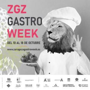 Evento gastronómico Zaragoza GastroWeek