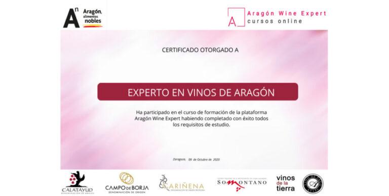 sorteo Experto en Vinos de Aragón