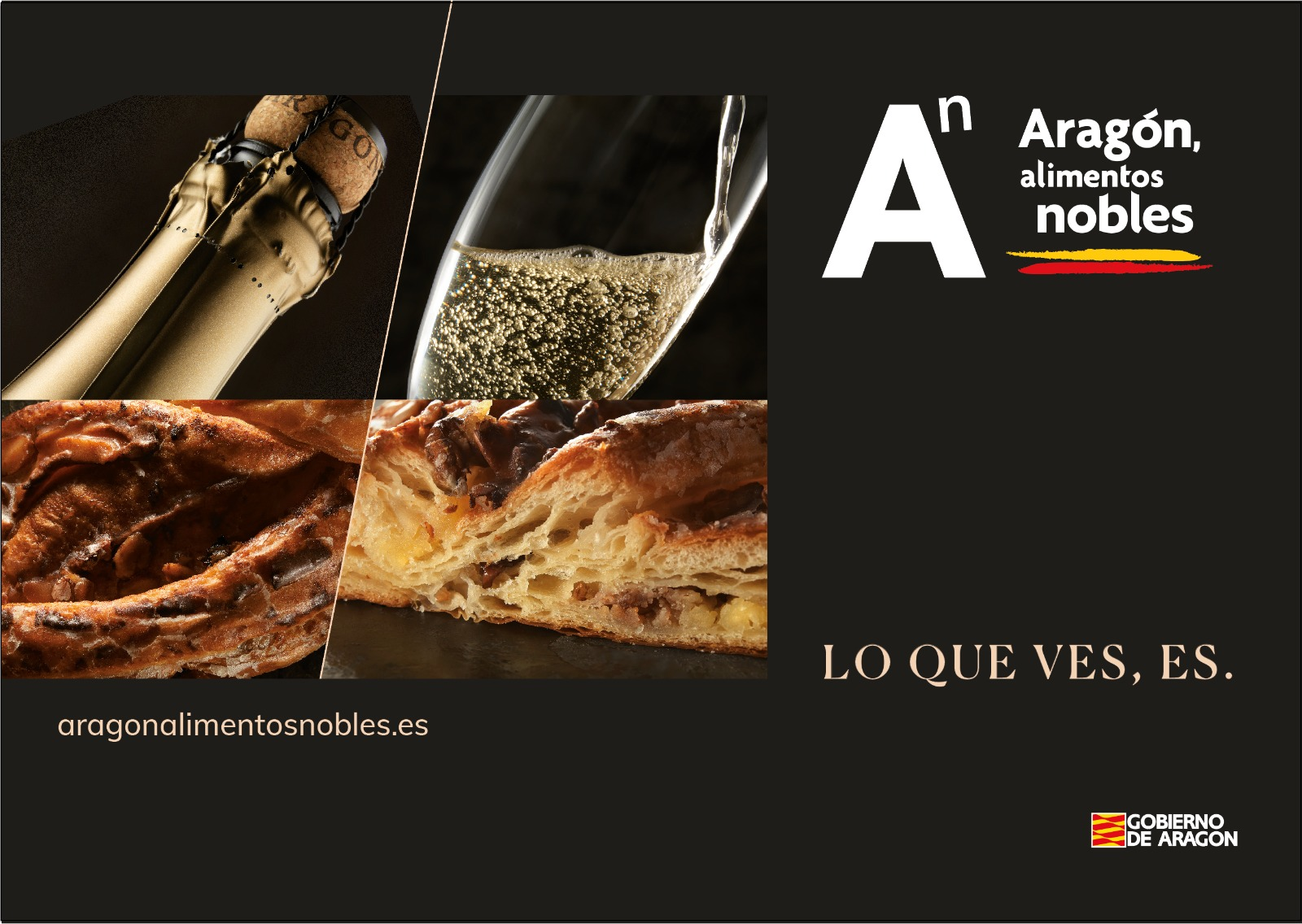 Navidad Aragón Alimentos Nobles
