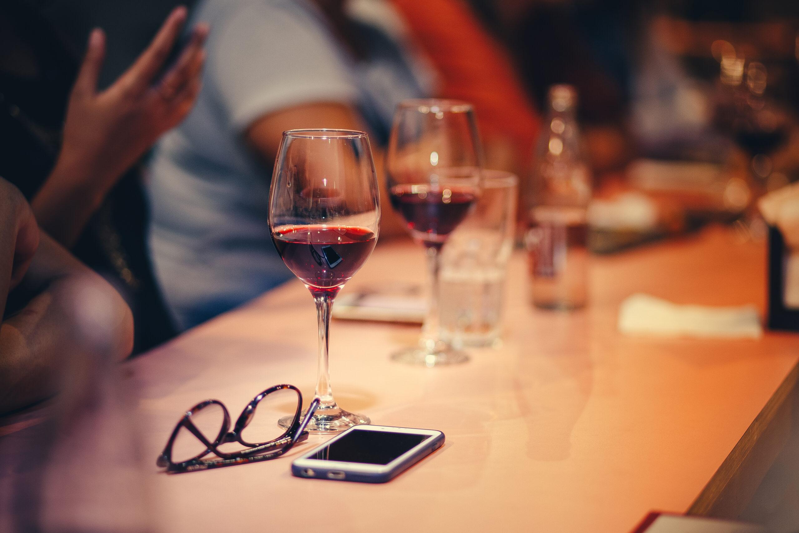 sector del vino