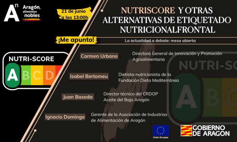 NUtriscore y otras alternativas del etiquetado frontal