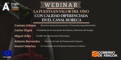 Puesta en valor del vino de calidad diferenciada en el canal Horeca