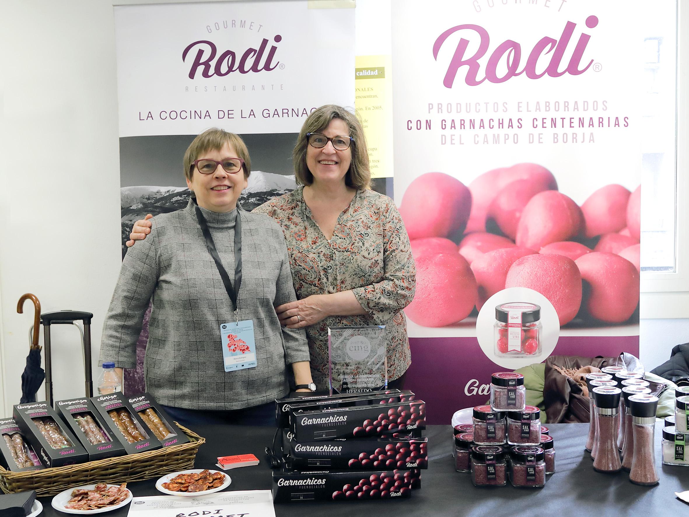 Rodi Fuendejalón premio alimentos de España
