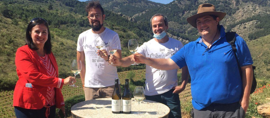 Fernando Mora el primer Master of Wine aragonés da su visión sobre el mundo del vino
