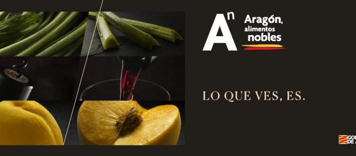 Campaña Aragón Alimentos Nobles