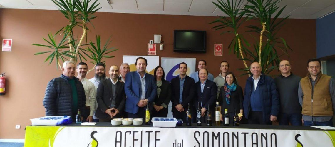 Presentación Aceites Somontano