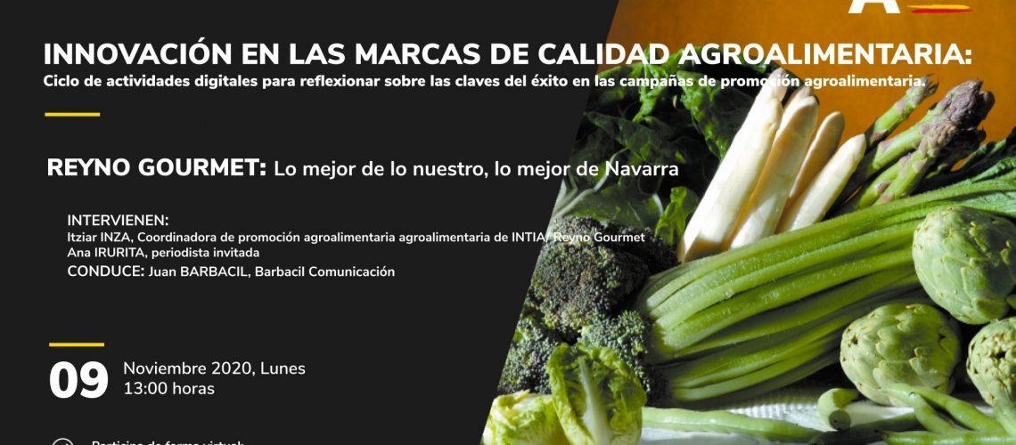 Reyno gourmet, marca invitada a la segunda jornada del ciclo de innovación