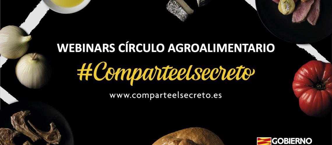 Seminarios Online Webinars Aragón Alimentos