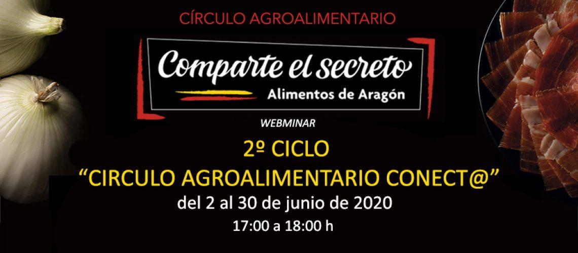 Abierto plazo de inscripción para los webinars dirigidos a empresas agroalimentarias de Aragón.